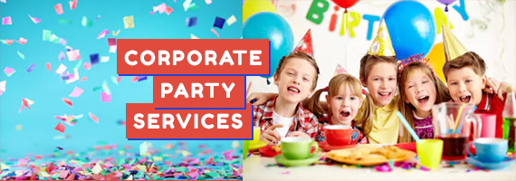 Corporate Party Services